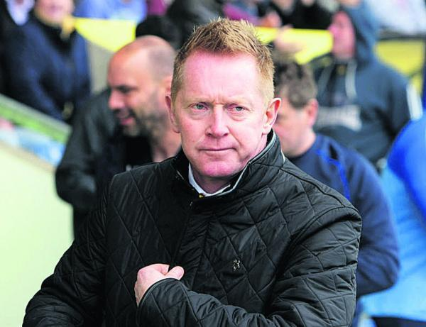 Gary Waddock was appointed in March