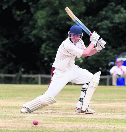 Harry Smith hit a century for Great and Little Tew in their 75-run win against