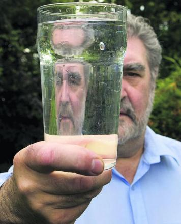 Green county councillor David Williams is hoping to find a way to prevent it from taking place within the county. One of the concerns is that it will contaminate the water supply