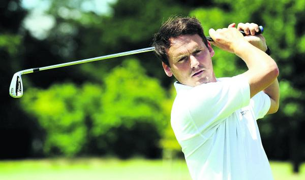 Jamie Cook has moved a step nearer to becoming a golf professional
