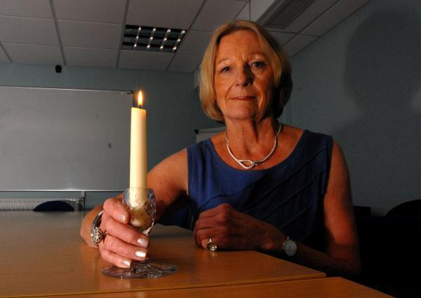 Lights out across Oxfordshire in tribute to the county's war heroes