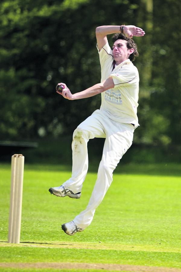 Great & Little Tew 2nd's Lawrence Brock took 4-23 to help them to victory at Didcot in Division 3 on Saturday