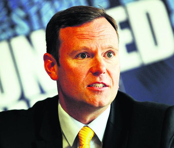 Oxford United chief executive Mark Ashton played for West Brom