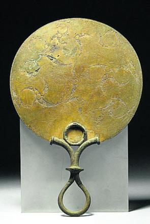 The Iron Age mirror