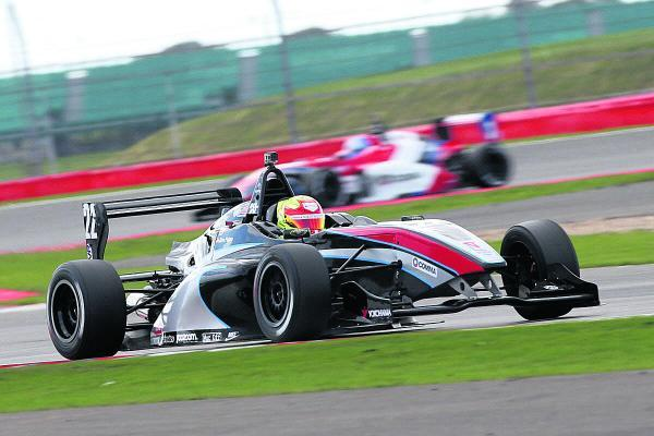 Alex Palou was a whisker away from a dream debut for the SWR team at Silverstone