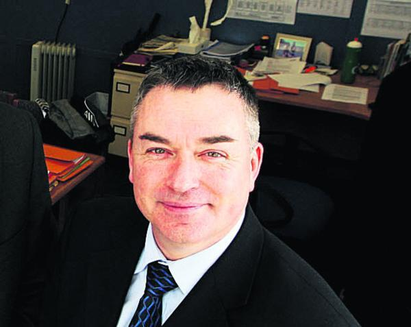 Simon Spiers, executive head of the Vale Academy Trust which runs King Alfred's Academy