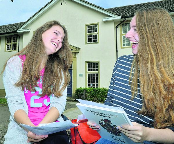 GCSE results: Schools report mixed picture after rule change
