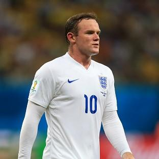 Wayne Rooney is the new England captain