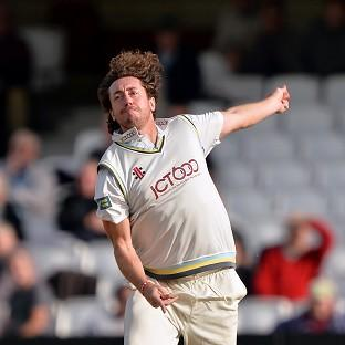 Ryan Sidebottom took three wickets in
