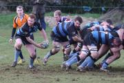 RUGBY UNION: Witney make it 11 wins in a row with regal display
