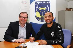 Ashton: Oxford United transfer success down to ambition, not cash