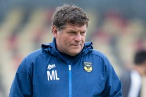 Stalwart Mickey Lewis set to leave Oxford United