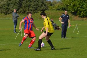 Tower Hill Ladies smash six to return to top of table
