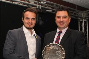 CRICKET: Tew's twin success at league's awards night