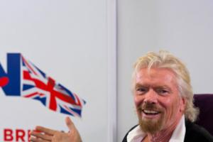 Sir Richard Branson in call to Government over Europe