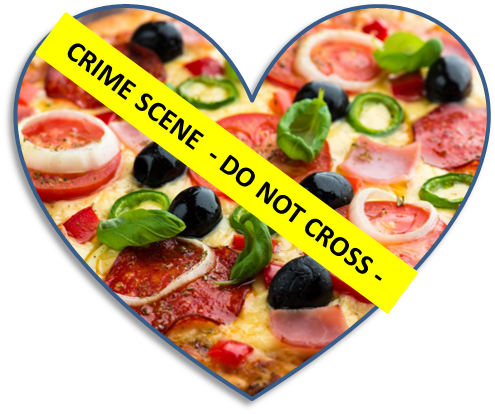 Murder Mystery Dinner - Pizza, Passion & Pasta