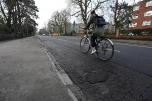 Witney Gazette: Angry reaction over extent of county's pothole problem