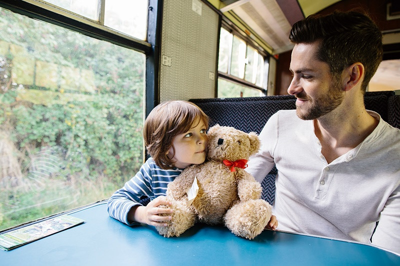 Father's Day - DAD FREE at Chinnor & Princes Risborough Railway