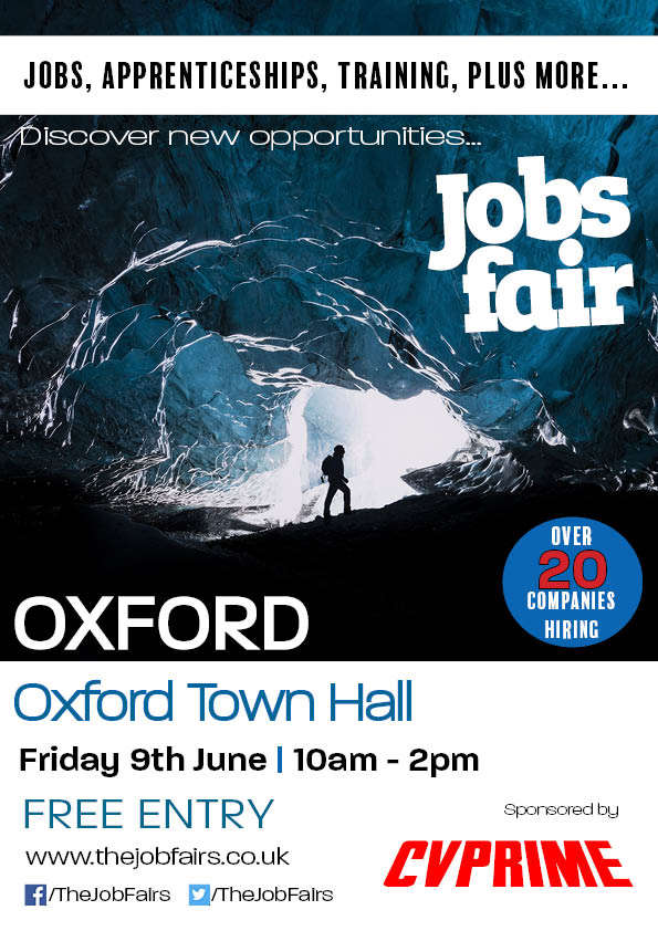 Oxford Jobs Fair
