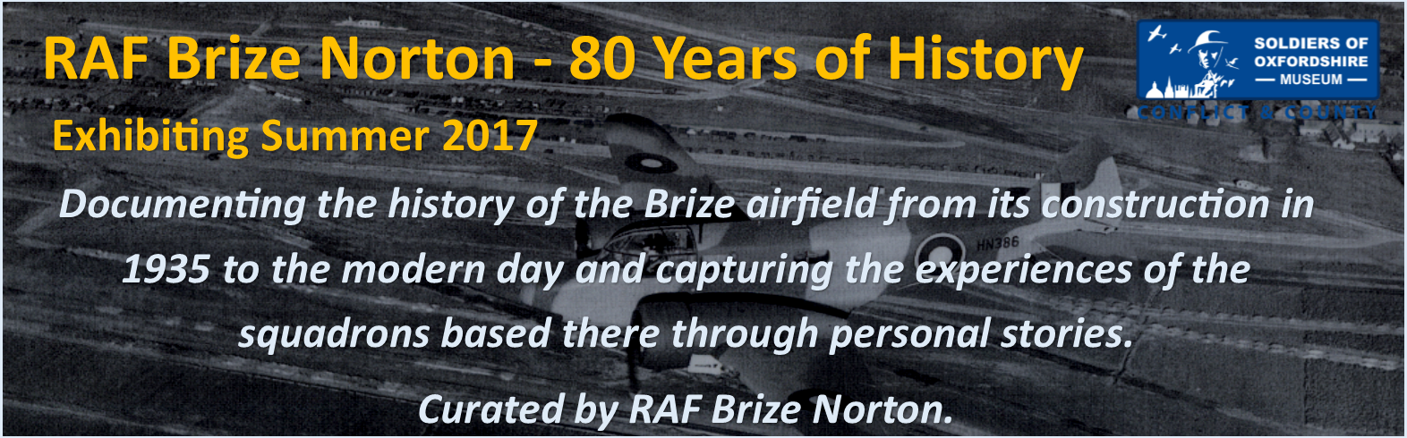 RAF Brize Norton - 80 Years of History