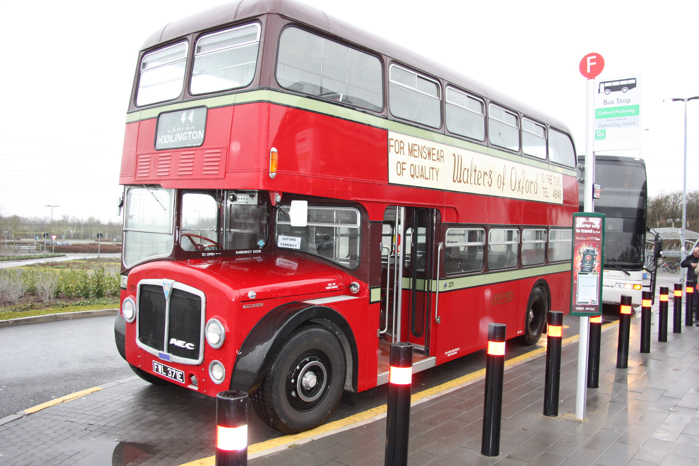 Oxford Bus Museum : Open Doors Free Vintage Bus rides in Oxford