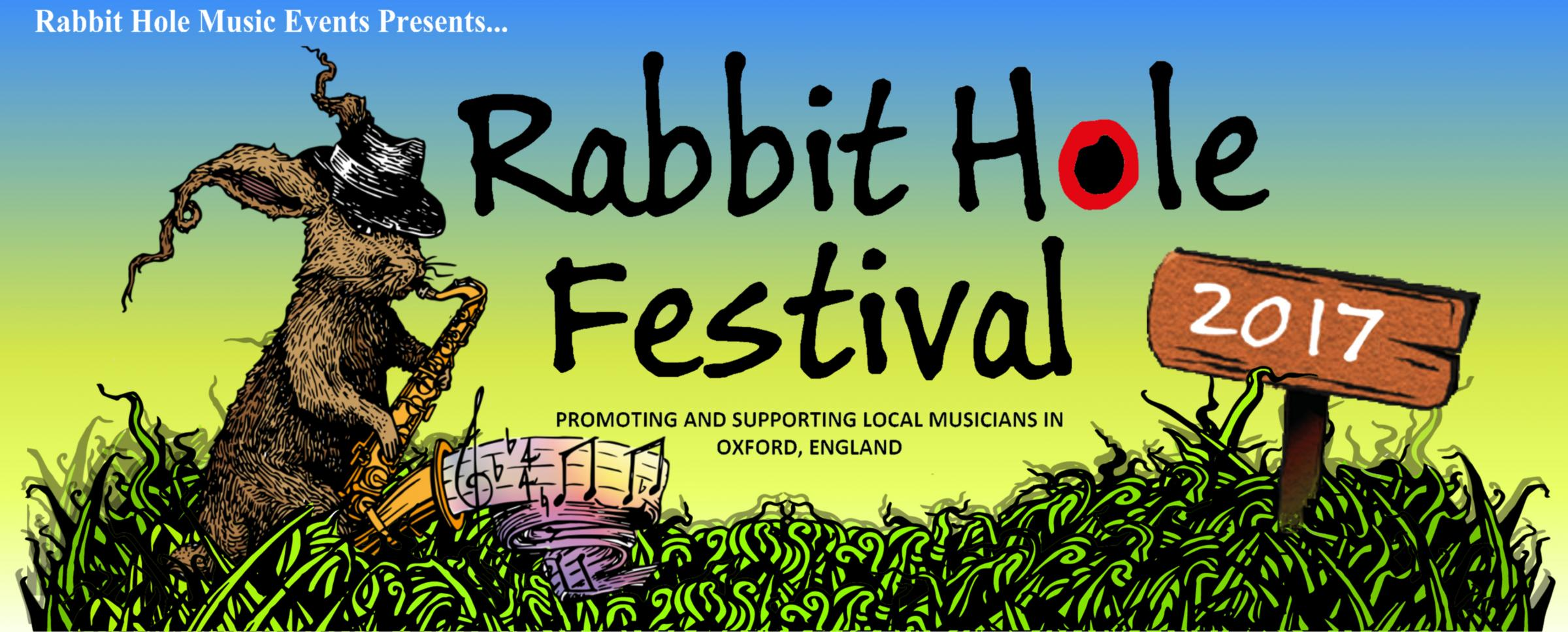 Oxford Rabbit Hole Festival