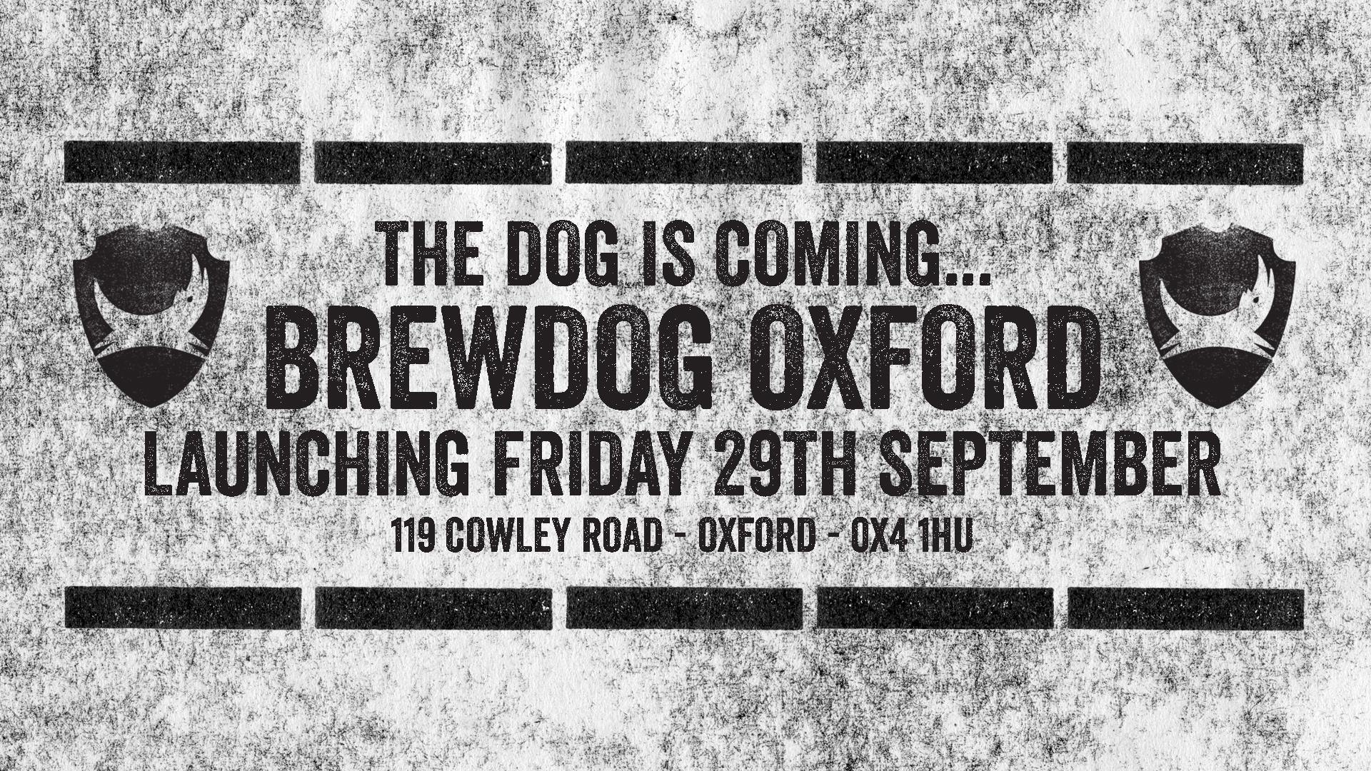BrewDog Oxford Opening Day
