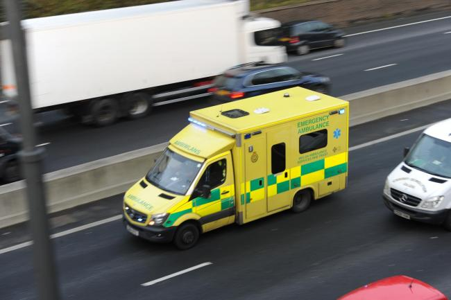 Fatal crash on the M4