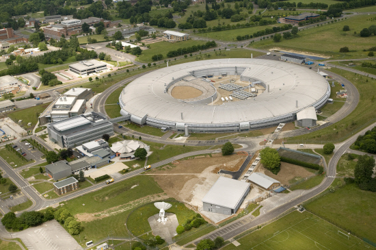 Diamond Light Source, at the Rutherford Appleton Laboratory on the Harwell Science & Innovation campus, say 16 per cent of their staff are EU nationals