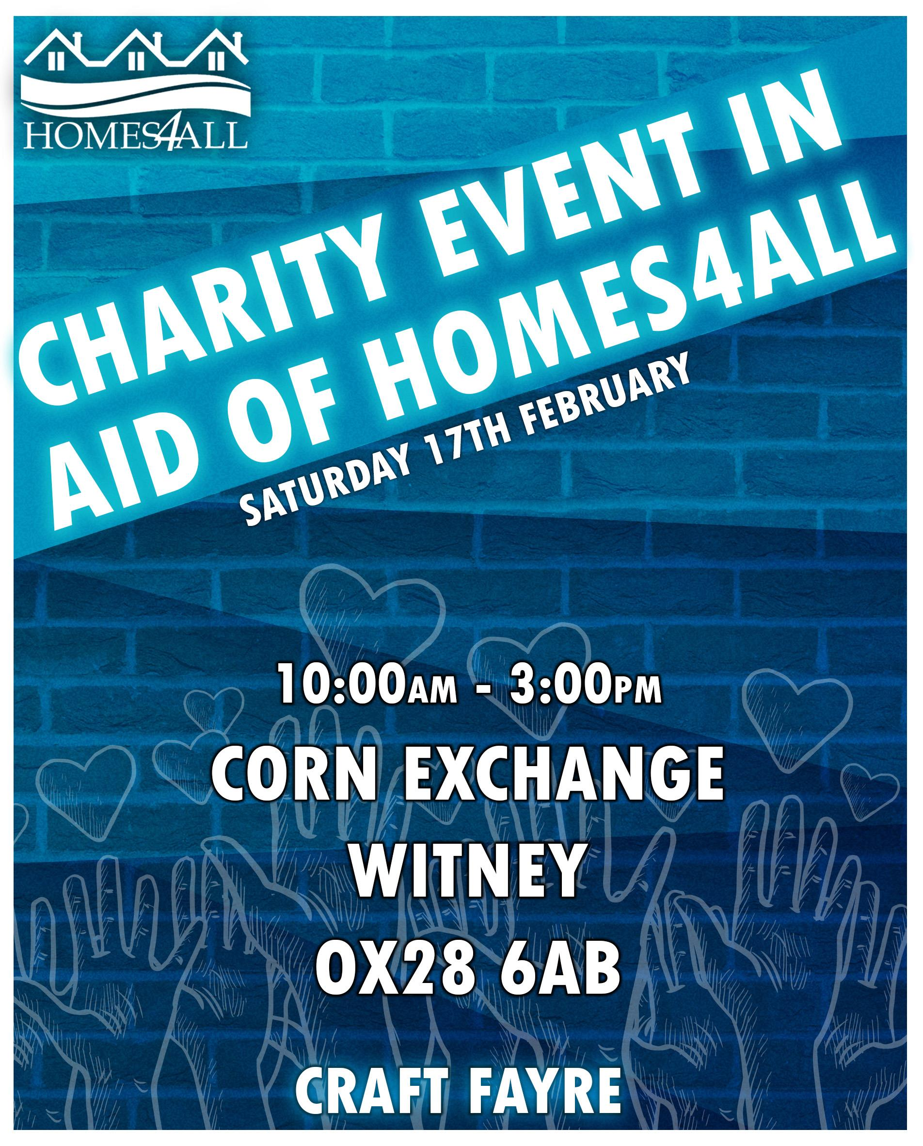 Homes4All Craft fayre