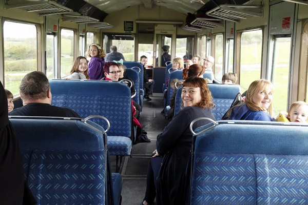 History & Nature Rides + KIDS £1 at Chinnor & Princes Risborough Railway