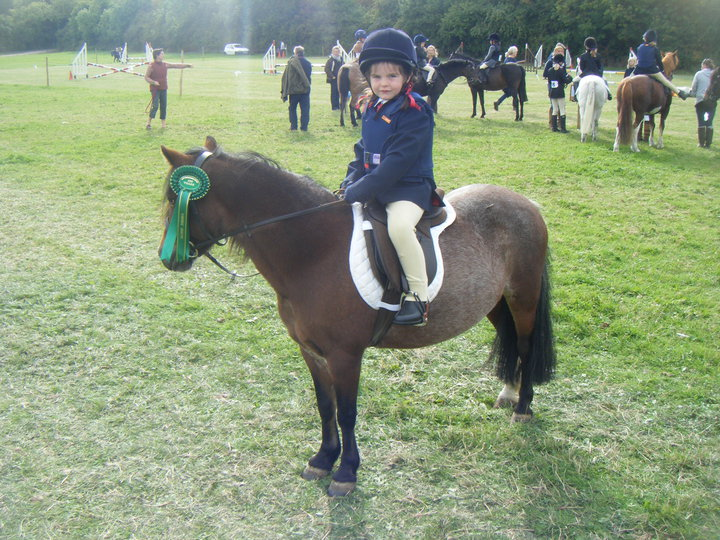 Lower Haddon Childrens Horse Show