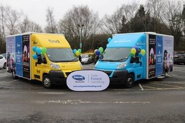Virtual Dementia Tour Bus is heading to WItney for Dementia Action Week 2018