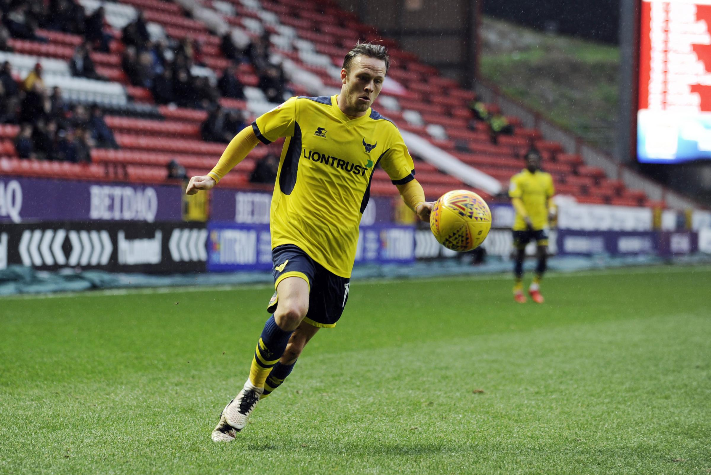 OPTIONS: Oxford United are not ruling out bringing Todd Kane back to the club, but boss Karl Robinson, who signed Cameron Norman this week, says he needs a decision on another right back before the start of pre-season