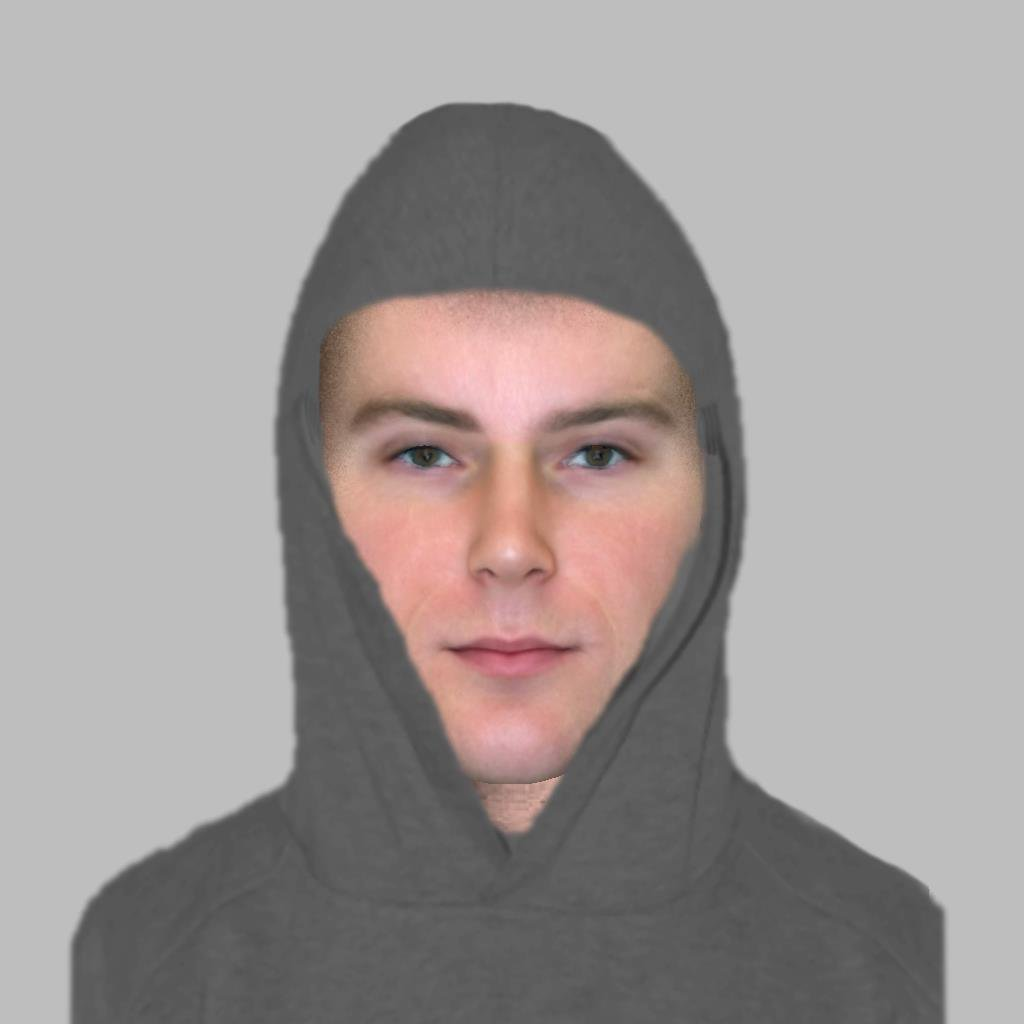 Do you know this man? E-fit released after woman attacked while running