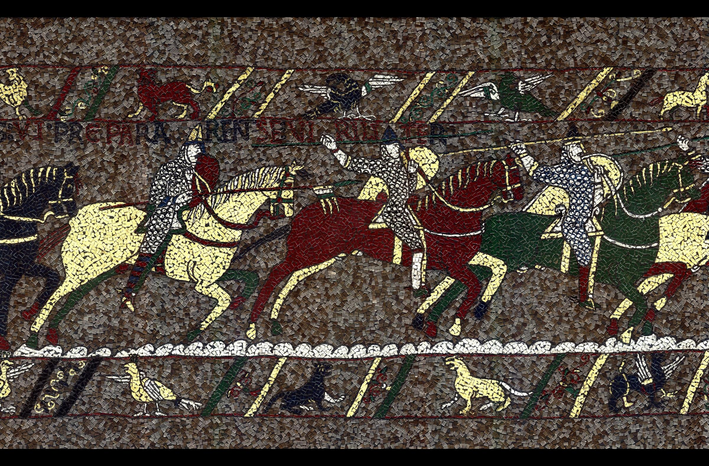 1066: A Medieval Mosaic - Bayeux Tapestry Mosaic Exhibition