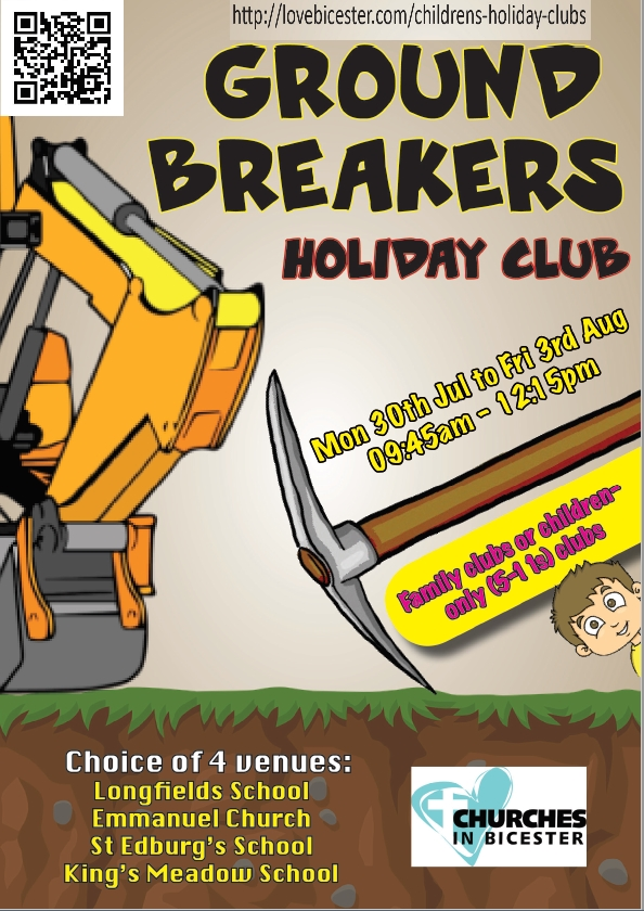 Groundbreakers Holiday Club
