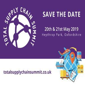 Total Supply Chain Summit Oxfordshire May 2019