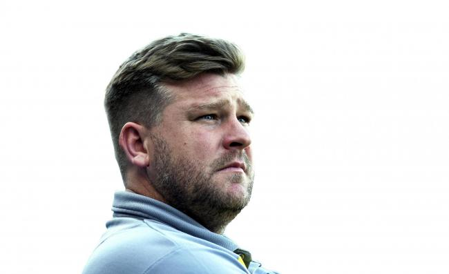KARL ROBINSON COLUMN: We're determined to end Fleetwood hoodoo