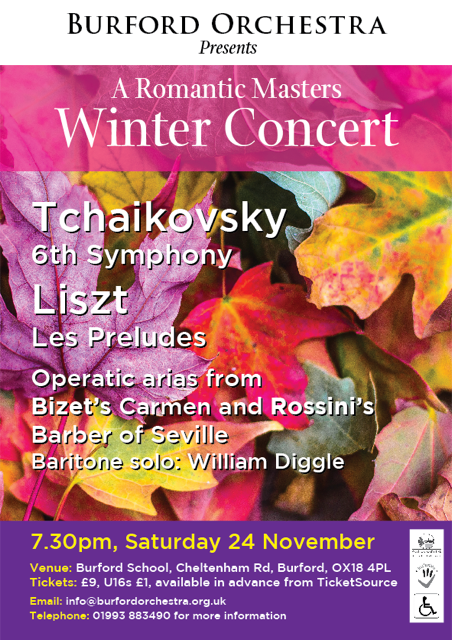 Winter Concert of Romantic Masters