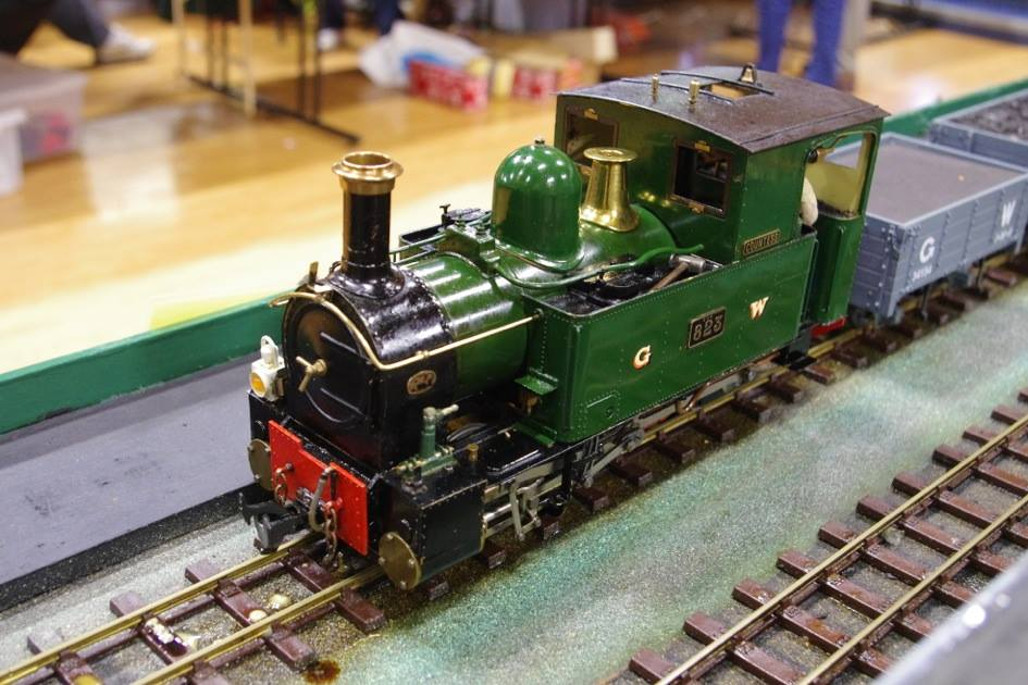 Scout Rail Model Railway Exhibition