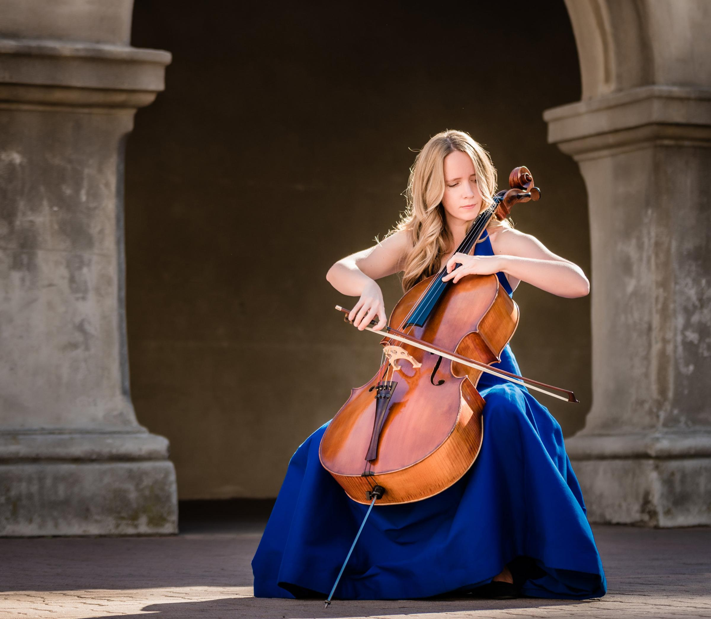 Escape CD Release Concert with Cellist Sophie Webber