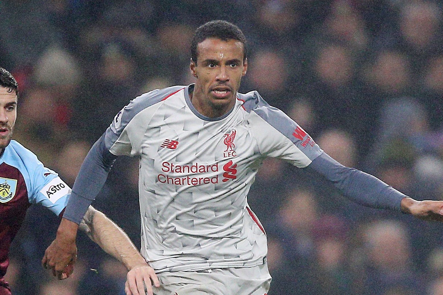 Joel Matip will be out for six weeks