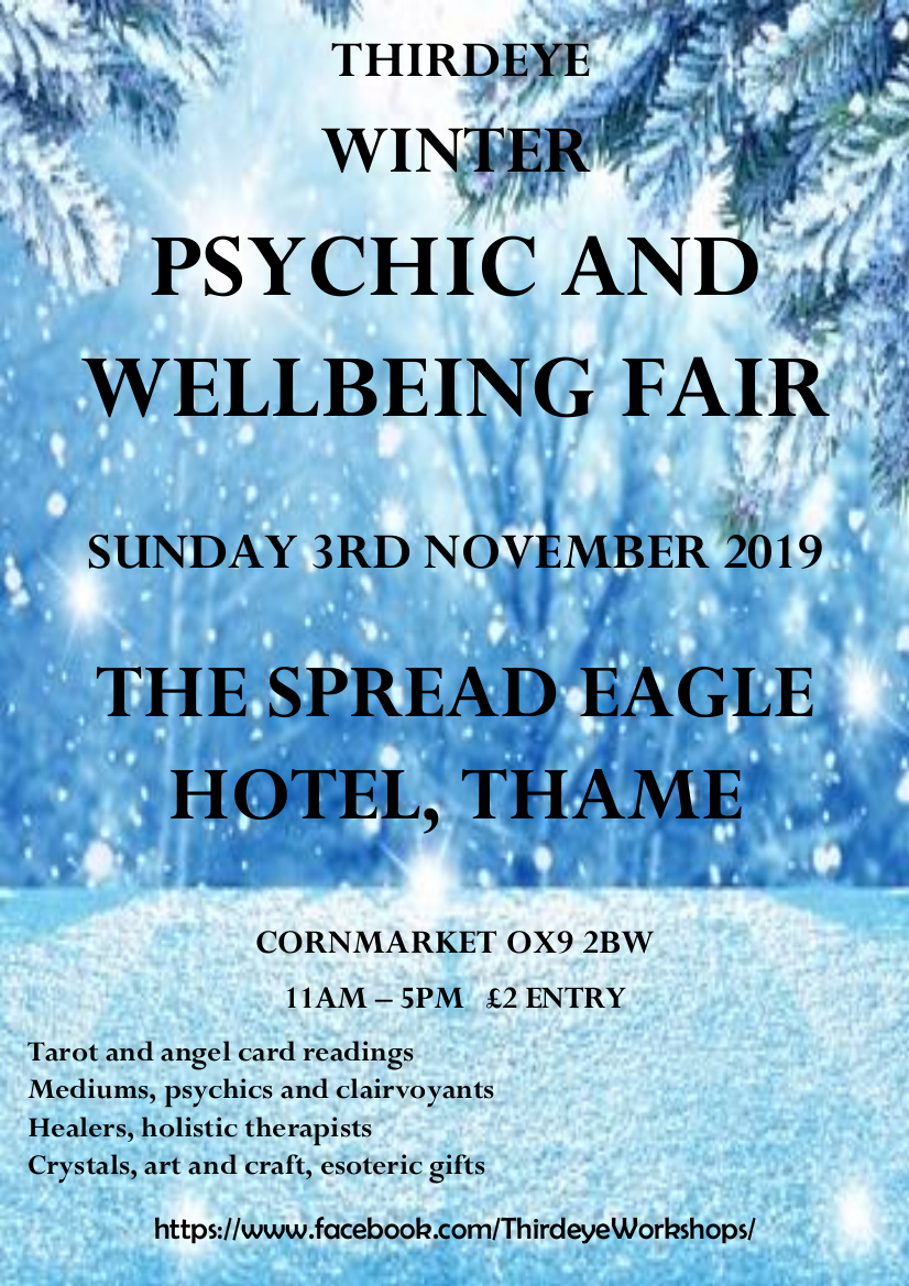 Thame Psychic & Wellbeing Winter  Fair