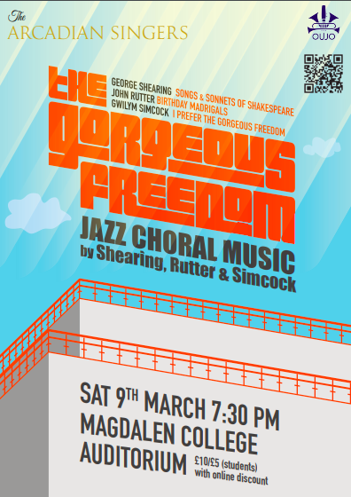 The Gorgeous Freedom: Jazz Choral Concert