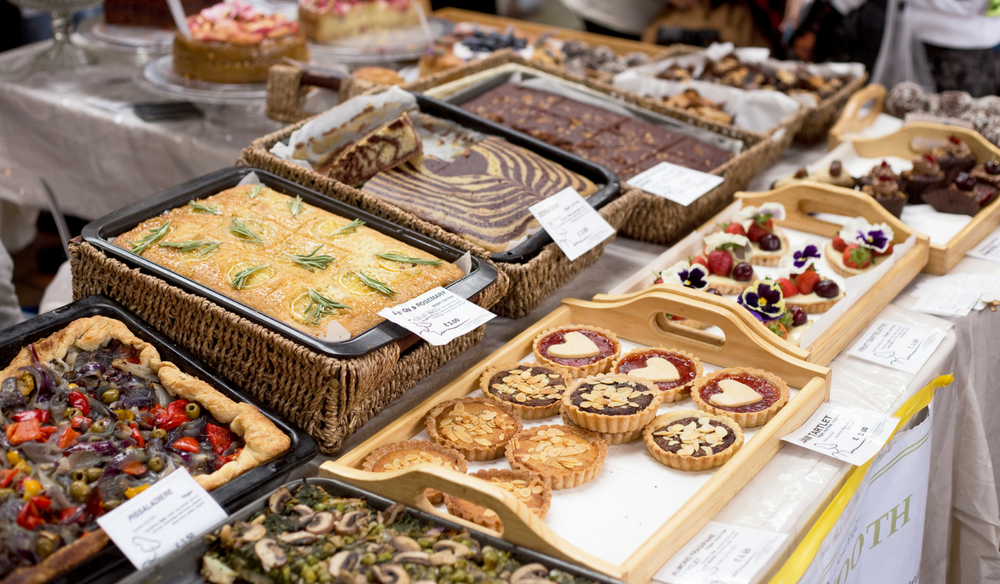 Free From Festival: UK's 1st Gluten, Dairy and Refined Sugar-Free Food Festival