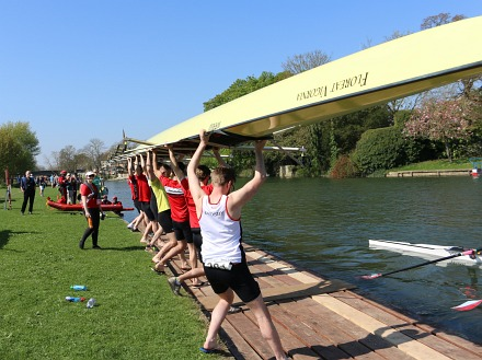 Abingdon Rowing Spring Head Race