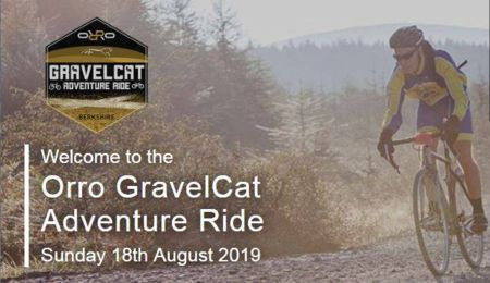 Orro GravelCat Adventure Ride: 55, 43 Miles