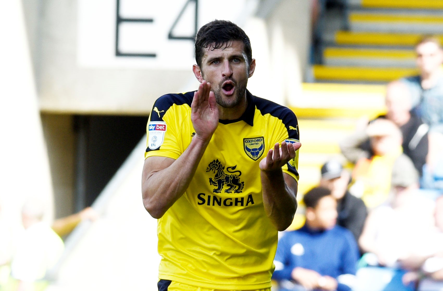 John Mousinho is expected to travel to Rochdale tomorrow  Picture: David Fleming