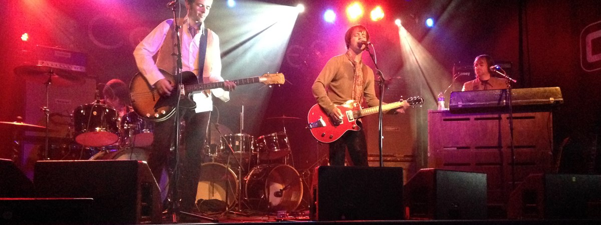 The Small Fakers: Europe's best Small Faces tribute